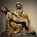 02016 0117 Pieta aus der Burgkirche in Marienburg, die schlesische Gotik des 15. Jahrhunderts.jpg