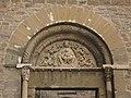 035 Santa Maria de Manresa, timpà del portal romànic.jpg