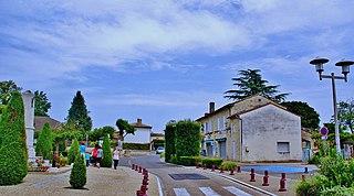 Les Artigues-de-Lussac Commune in Nouvelle-Aquitaine, France