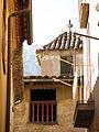 092 Can Cavaller (Monistrol de Montserrat), detall de la façana est, c. Sant Joan.JPG