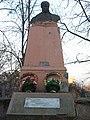 1. Пам'ятник поету Т.Г. Шевченку (Острог).JPG