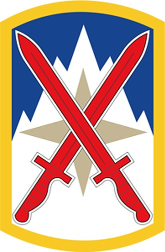 10th Sustainment Brigade - Image: 10th Sustainment Brigade
