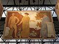 114 Centre Cultural Terrassa, Vitam impendere vero, mural de Joaquim Torres Garcia.jpg
