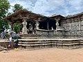 12th century Thousand Pillar temple, Hanumkonda, Telangana, India - 3.jpg