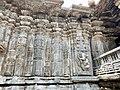12th century Thousand Pillar temple, Hanumkonda, Telangana, India - 53.jpg