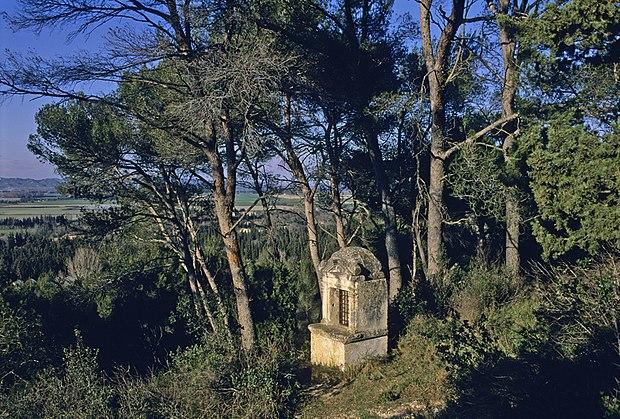 Monument historique à Saint-Étienne-du-Grès