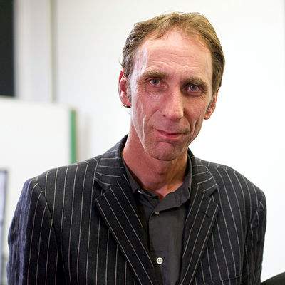 Picture of an author: Will Self