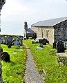 13 century Llangelynnin Church, Gwynedd, Wales - Eglwys Llangelynnin 03.jpg