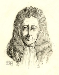 14 Robert Hooke. Pencil Drawing.jpg