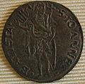 1503 primo semestre, grossone da 7 soldi con stemma mannelli.JPG