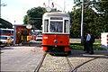 152R31210986 100 Jahre Bahnhof Floridsdorf, Schleife Schöpfleuthnergasse, Typ T1 408.jpg