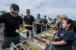 15th MEU Marines, Sailors enjoy an afternoon at steel beach 150604-M-TJ275-047.jpg