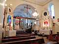 160313 Interior of Saint Stanislaus church in Luszyn - 01.jpg