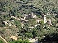 166 Sant Jeroni de la Murtra des de Sant Climent.JPG