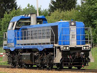 Newag - Diesel Locomotive 16D