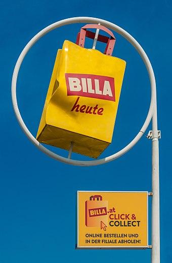 778fc3c02d20a0 Werbeträger Billa-Sackerl