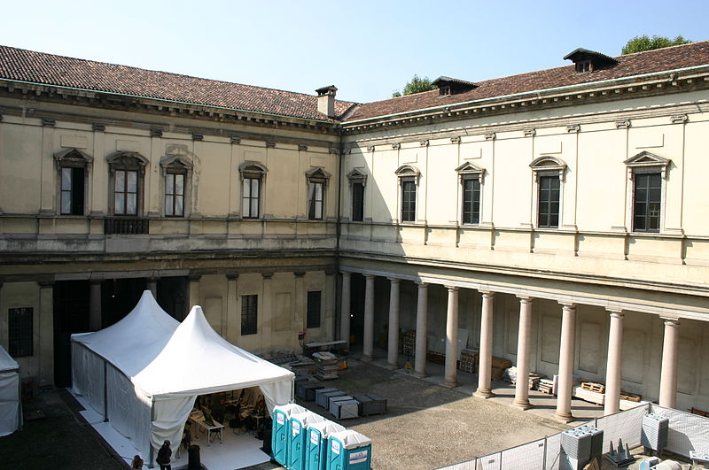 Palazzo storico pi bello d 39 italia page 3 skyscrapercity for Senato wikipedia