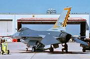171st FIS MI ANG F-16 81-719