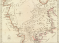 1781 Rotterdam detail of Chart of the North Sea by John Lodge BPL 14726.png
