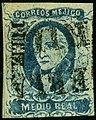 1856 MedioR Mexico Pueiz..linear used Mi1I.jpg