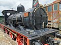 1866 Locomotive - National Transport Museum - Ruse - Bulgaria - 01 (28197509037).jpg