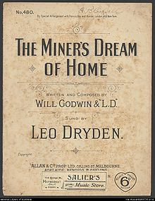 1890 A miners dream of home.jpg