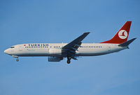 TC-JFR - B738 - Turkish Airlines