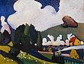 1909 landscape near murnau with locomotive 2k.jpg