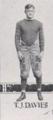 1919 Pitt halfback Tom Davies.png