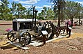 1927 McCormick-Deering tractor + mouldboard plough, Wongan Hills, 2016.JPG