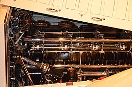 1931 Bugatti Type 41 Royale - The Henry Ford - Engines Exposed Exhibit 2-22-2016 (6) (31341825553).jpg