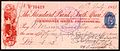 1933 Standard Bank of South Africa cheque with impressed duty stamp.jpg