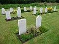 1939-45 war graves at Carew Cheriton - geograph.org.uk - 2510926.jpg