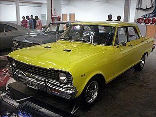 Chevrolet 400 Motor vehicle