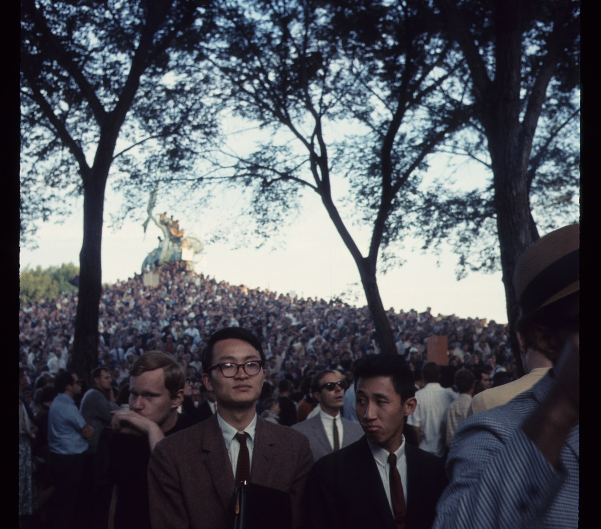 democratic national convention 1968 With the 2016 national party conventions underway, with fear of unrest rattling politicians on both sides of the aisle, one refrain has come up again and again: things may be bad this year, but let's hope it doesn't get as bad as 1968 that was the year that the democratic national convention in.