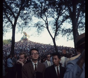 1968 Democratic National Convention Protest Activity