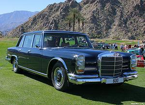 Landyacht - Image: 1969 Mercedes Benz 600 fvr