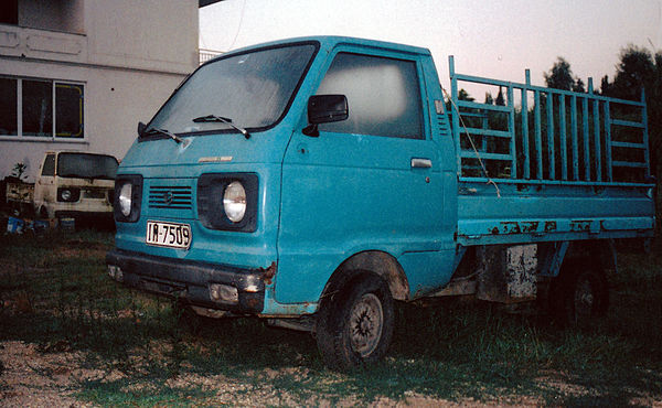 Kei Truck Wikipedia   Autos Post