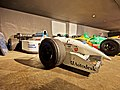 1993 Tyrrell 021 Formule 1, Judd (Yamaha) V 72 10cyl 750hp with Tyrrell gearbox pic3.jpg