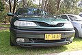 1995 Renault Laguna (X56) V6 hatchback (19317351613).jpg