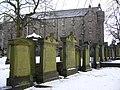 19thC tombstones in Greyfriars Kirkyard - geograph.org.uk - 1629009.jpg
