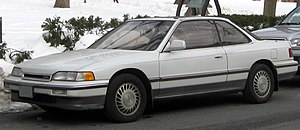 Acura Legend - Acura Legend coupe