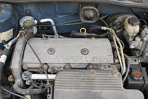 Pontiac Sunfire - 1997 Pontiac Sunfire Twin Cam engine