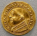 2.5 Ducats, Pope Leo X, Papal States, date unknown - Bode-Museum - DSC02753.JPG