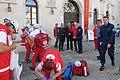 20. državno preverjanje ekip prve pomoči Civilne zaščite in Rdečega križa 05.JPG