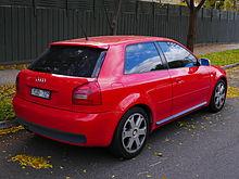 Audi a3 history