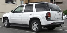 Chevrolet TrailBlazer - Wikipedia