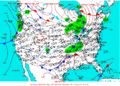 2003-02-19 Surface Weather Map NOAA.png