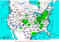 2005-02-08 Surface Weather Map NOAA.png