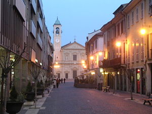 Saronno - Downtown Saronno